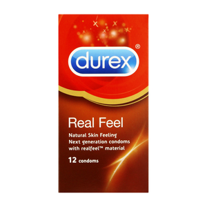 Durex Real Feel 12ea