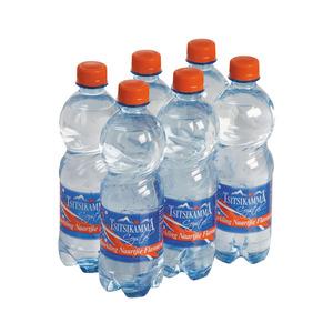 Tsitsikamma Naartjie Flavour Sparkling Mineral Water 500ml x 6