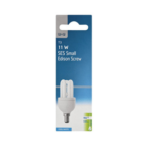 PnP Energy Save 11w Cool White Small Screw In