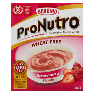 Bokomo Strawberry Cereal 750g