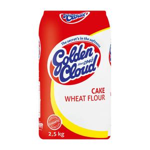 Golden Cloud Cake Flour 2.5kg