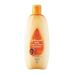 Johnson's Baby Soft & Shiny Shampoo 290ml