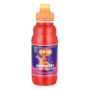 Oros Ready To Drink Raspberry Juice 300ml
