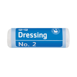 PnP First Aid Dressing No 2
