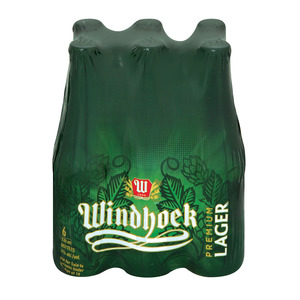 Windhoek Lager Nrb 330 Ml X 6