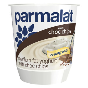 Parmalat Chocolate Chip Yoghurt 175g