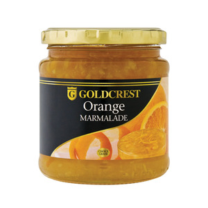 Goldcrest Orange Marmalade 3 40g