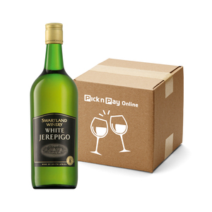 Swartland Sweet White Jerepigo 750 ml  x 6