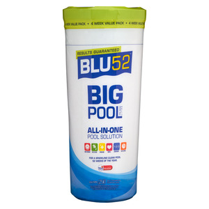 BLU52 Chlorine Large 1.7 KG