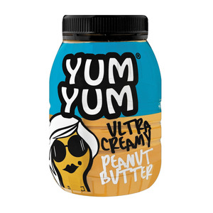 Yum Yum Ultra Creamy Peanut Butter 800g