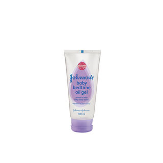 Johnson's Bedtime Baby Oil Gel 100ml