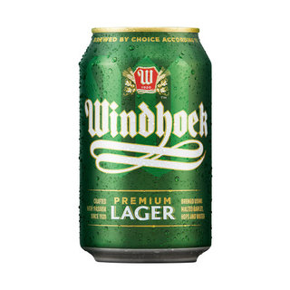 Windhoek Lager Can 330 ml x 24
