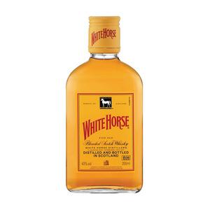 White Horse Scotch Whisky 200ml