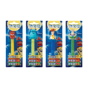 Pez Assorted Sweets In Skin Pack 4ea