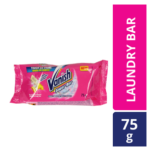 Vanish S/bar Stain Remover L/soap 75gr