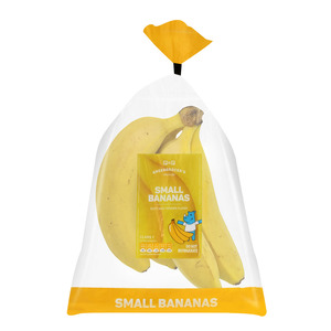 PnP Small Bananas