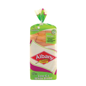 Albany Superior Low GI White Bread 700g