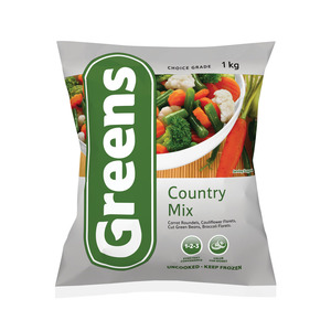 Greens Country Mix 1kg