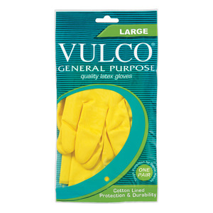 Vulco General Purpose Gloves Large