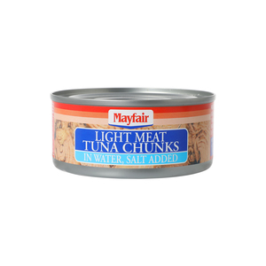 Mayfair Tuna Chunks In Brine 170g