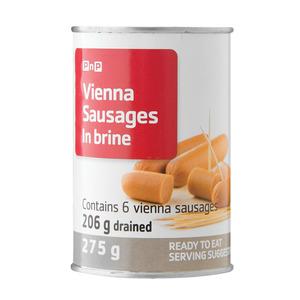 PnP Vienna Sausages In Brine 275g