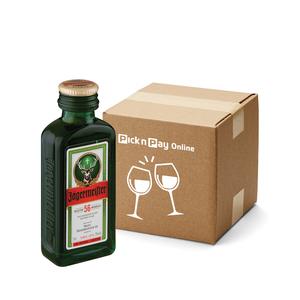 Jagermeister Digestif Liqueur 20 ml x 9