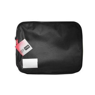 Croxley Canvas Book Bag Blac K