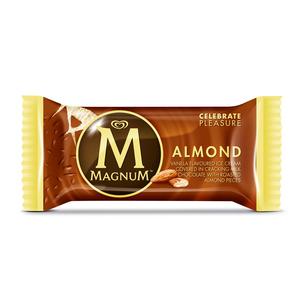 Ola Magnum Ice Cream Almond 110ml
