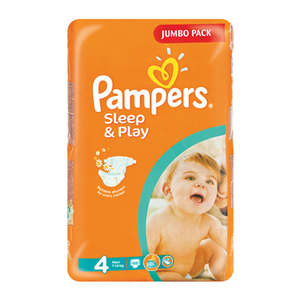 Pampers Sleep and Play Maxi Junior 68ea