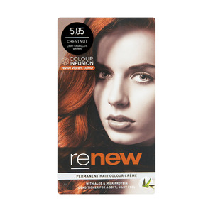 Renew 5.85 Chestnut Hair Colour 50ml