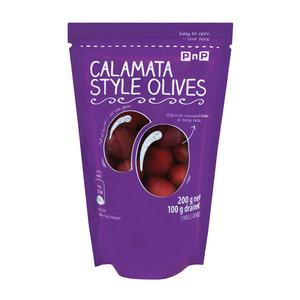 PnP Calamata Olives 200g x 40