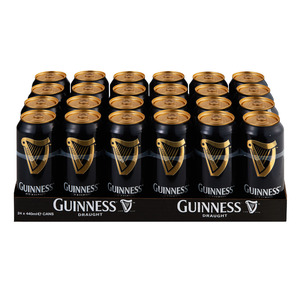 Guinness Draught Can 440 ml x 24