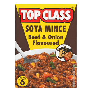 Top Class Beef And Onion Soya Mince In Bag 200g
