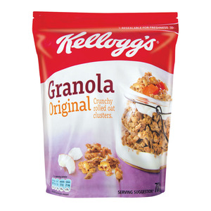 Kellogg's Granola Cereal Original 750 Gr