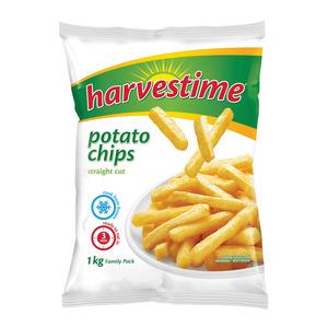 Harvestime Fry Chips Straight Cut 1kg