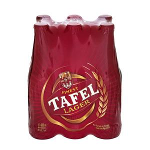 Tafel Lager Beer NRB 330 ml x 6