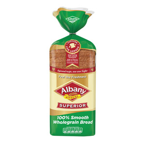 Albany Superior 100% Smooth Whole Grain Brown 700g