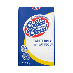 Golden Cloud White Bread Flour 2.5kg