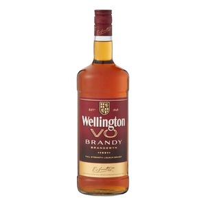 Wellington VO Brandy 1L