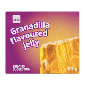PnP Jelly Granadilla 80g
