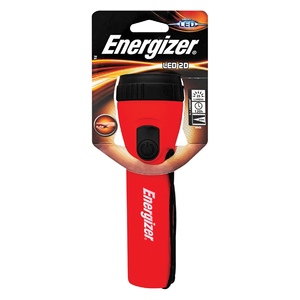 Energizer Led 2d Plastic Torch