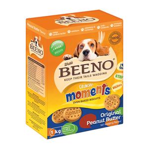 Beeno Crunchy Dog Biscuit Treats 1kg