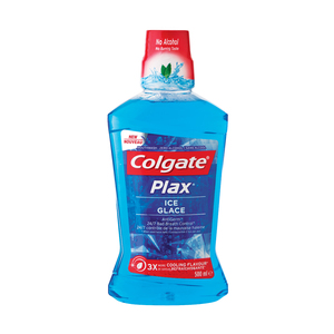 Colgate Plax Ice Mouthwash Reg 500ml