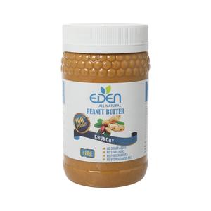 Eden Crunchy Peanut Butter 410g