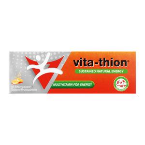 Vita-thion Effervescent Tablets 10ea
