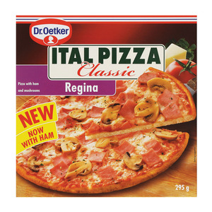 Ital Frozen Regina Pizza