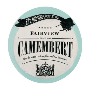 Fairview Ripe And Ready Camembert Cheese 125g