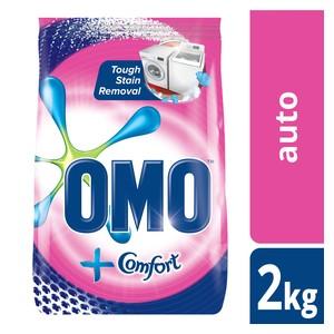 OMO Auto Washing Powder with Comfort 2kg