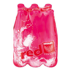 Red Square Pink Ice 275 ml x 6