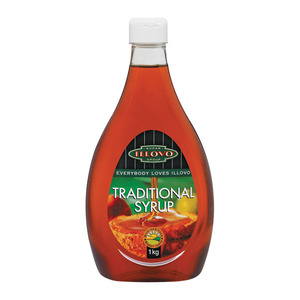Illovo Traditional Syrup 1kg